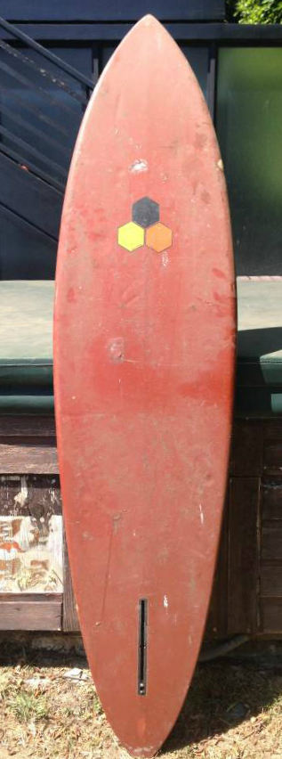 Vintage Channel Islands Single Fin 1